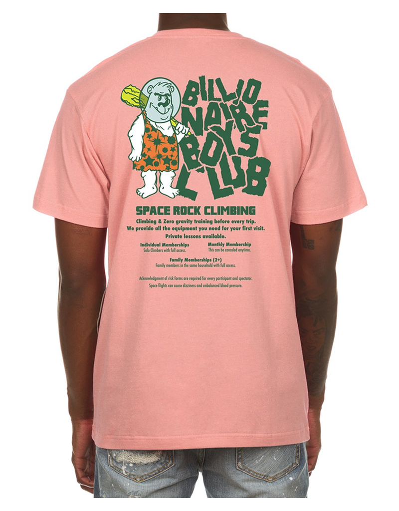 BILLIONAIRE BOYS CLUB BB SPACE ROCK SS TEE