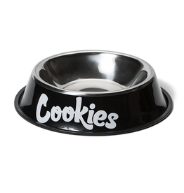 Cookies STAINLESS STEEL DOG BOWL