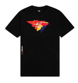 PAPER PLANES ANGLES OVERSIZED TEE