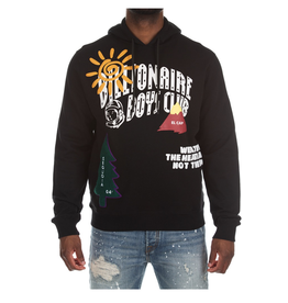 BILLIONAIRE BOYS CLUB BB PEAK HOODIE