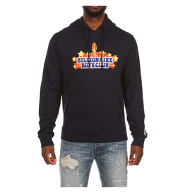 BILLIONAIRE BOYS CLUB BB STARBURST HOODIE