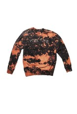 DEFEND PARIS One of A Kind AK Distressed Sweatshirt.