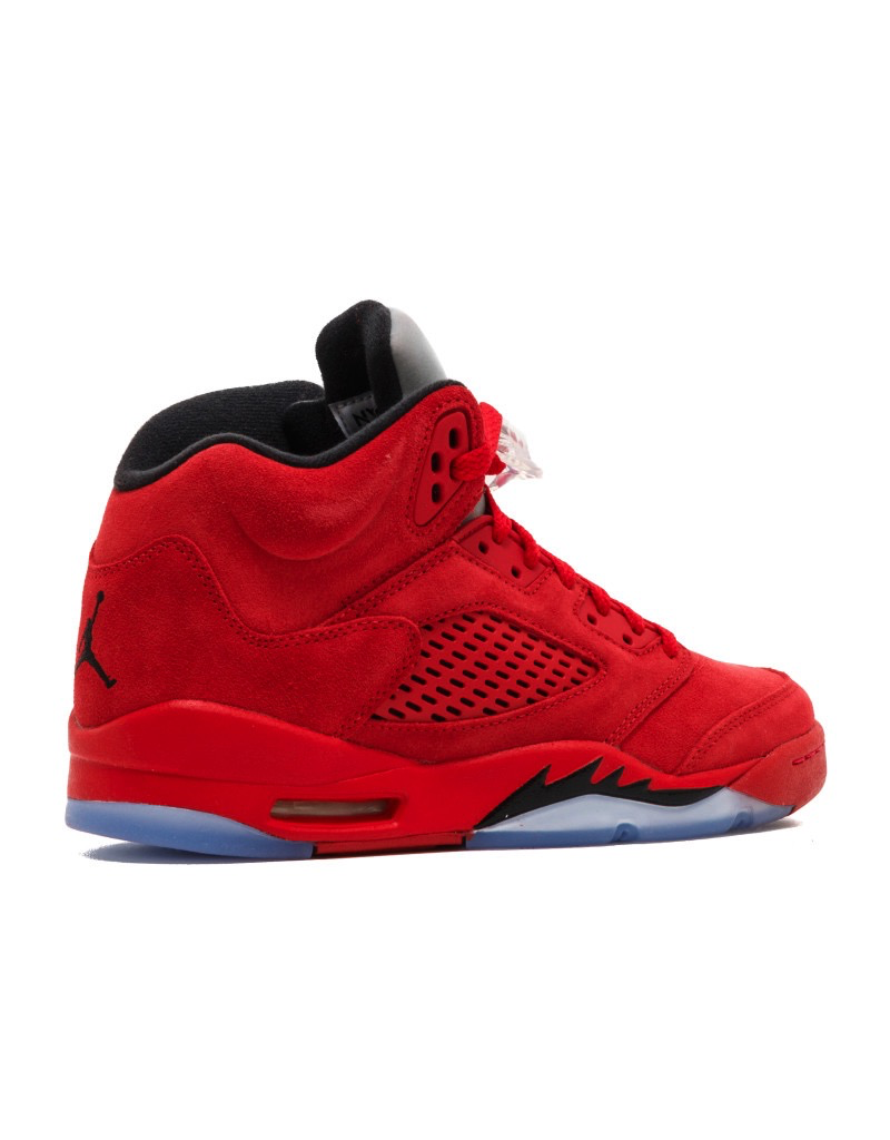 "AIR JORDAN 5 RETRO BP ""RED SUEDE"""