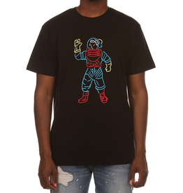 BILLIONAIRE BOYS CLUB BB ASTRO LIGHTS SS TEE