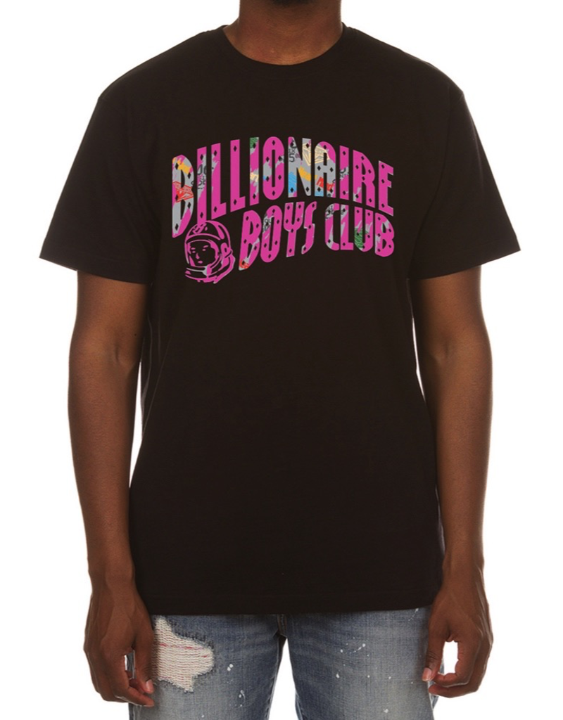 BILLIONAIRE BOYS CLUB BB CABIN SS TEE