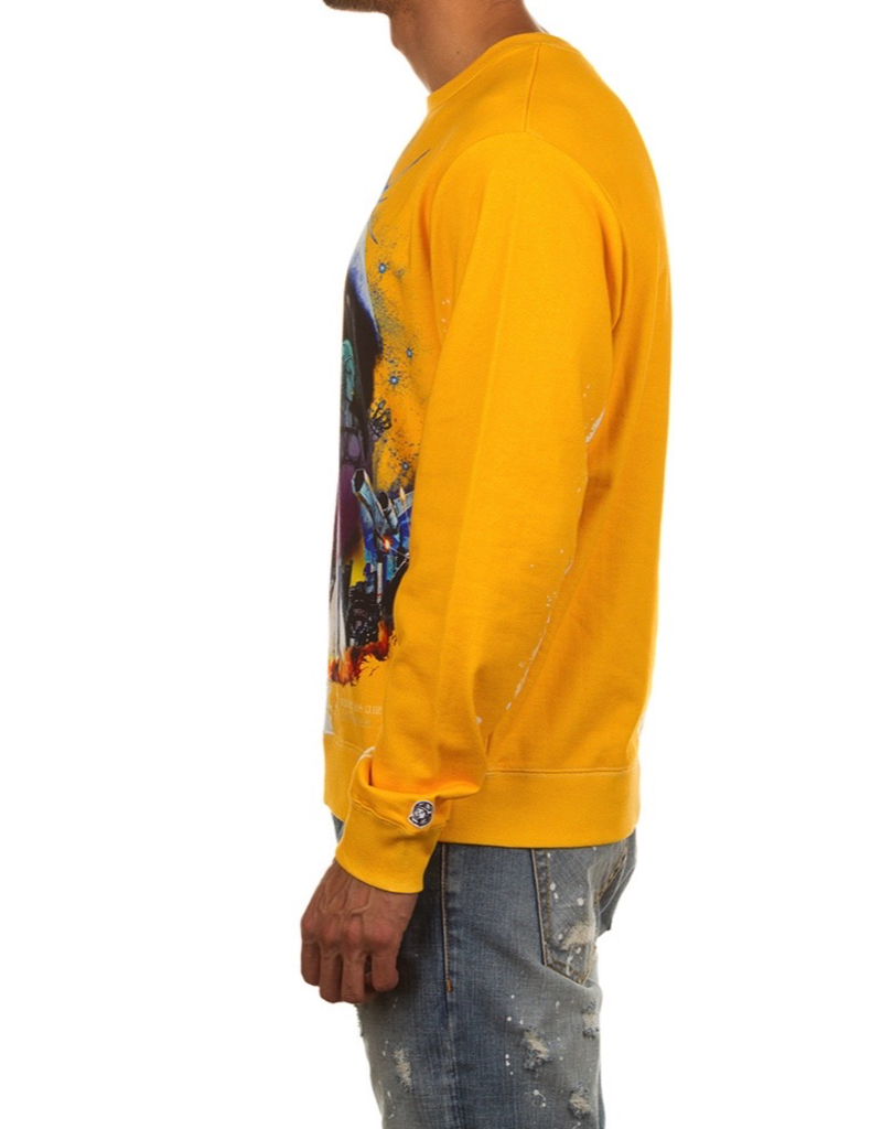 BILLIONAIRE BOYS CLUB BB SPLIT CREW