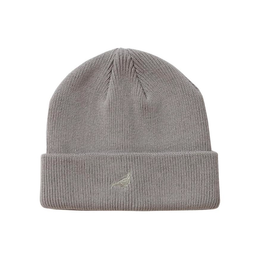 STAPLE HEATHER GREY PIGEON BEANIE