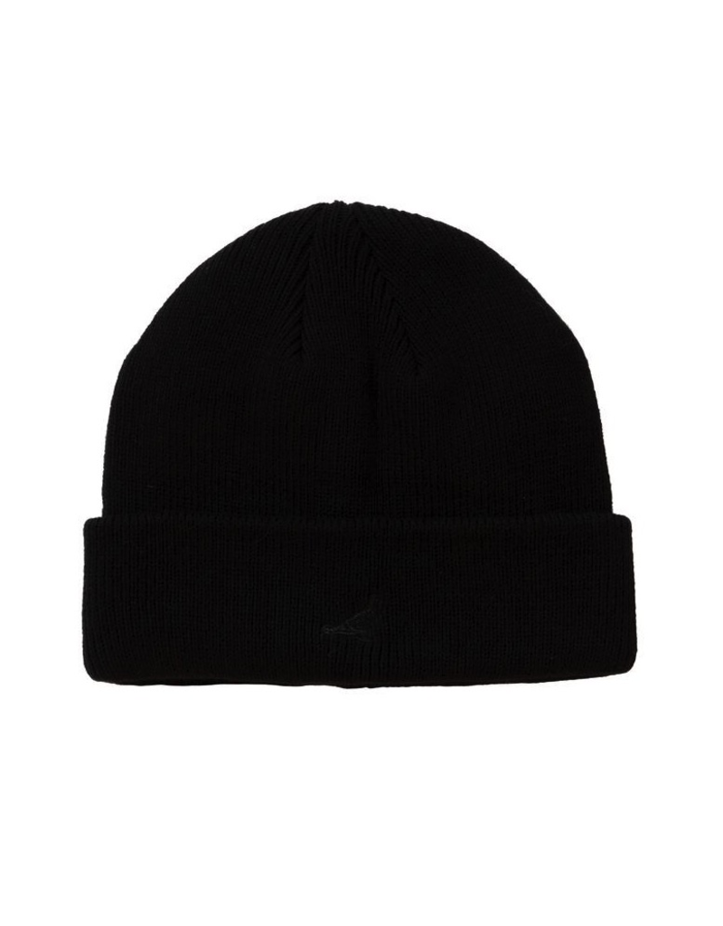 STAPLE BLACK PIGEON BEANIE