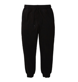 STAPLE BLACK GARMENT WASH SWEATPANT