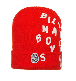 BILLIONAIRE BOYS CLUB TANGERINE BB BEANIE SKULLY