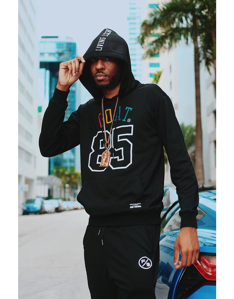 FLY SUPPLY GOATS HOODIE
