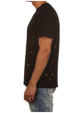 BILLIONAIRE BOYS CLUB BB ASTRO SPATTERED SS KNIT