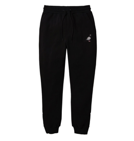 STAPLE BLK PIGEON LOGO SWEATPANTS