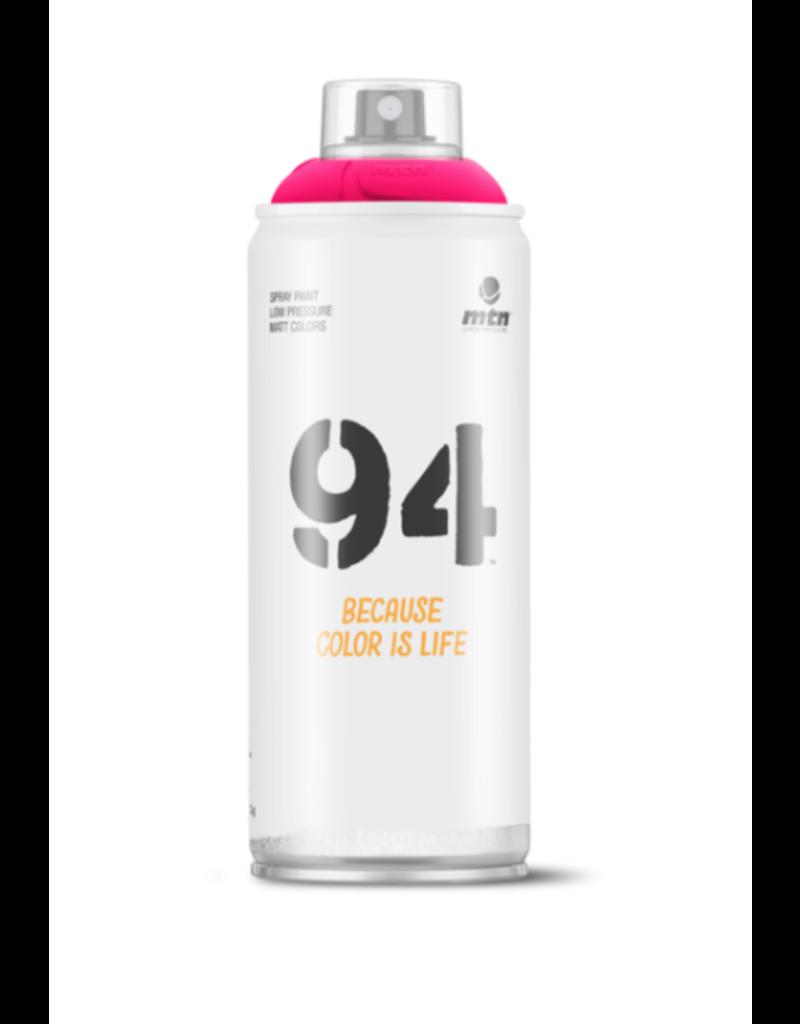 MONTANA MTN 94 Spray Paint - Fluorescent Fuchsia
