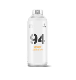 MONTANA MTN 94 Spray Paint -Air White (Spectral)