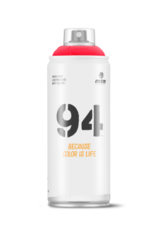 MONTANA MTN 94 Spray Paint - Fluorescent Red