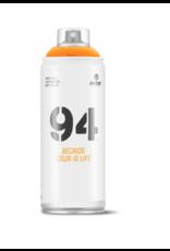 MONTANA MTN 94 Spray Paint - Fluorescent Orange