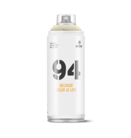 MONTANA MTN 94 Spray Paint - Bone White (9RV-1013)