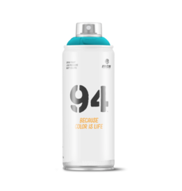 MONTANA MTN 94 Spray Paint - Cyan (9RV-245)