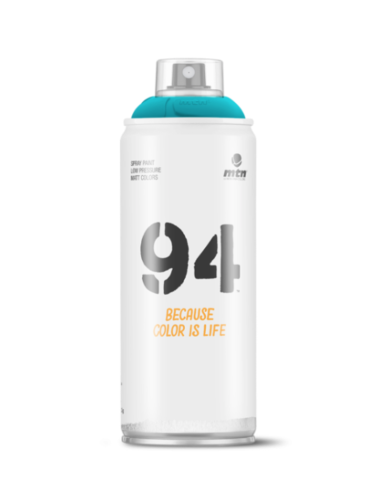 MONTANA MTN 94 Spray Paint - Cyan (9RV-245)