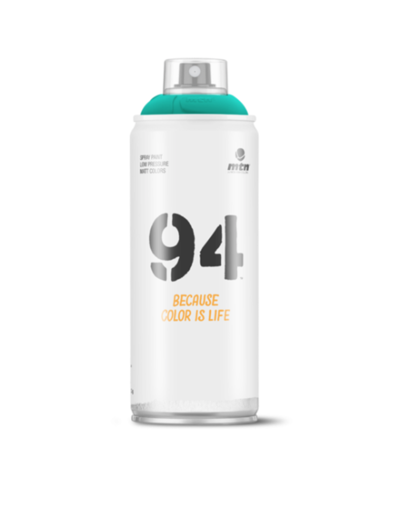 MONTANA MTN 94 Spray Paint - Emerald Green (9RV-182)
