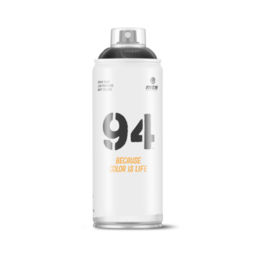 MONTANA MTN 94 Spray Paint -Shadow Black (Spectral)