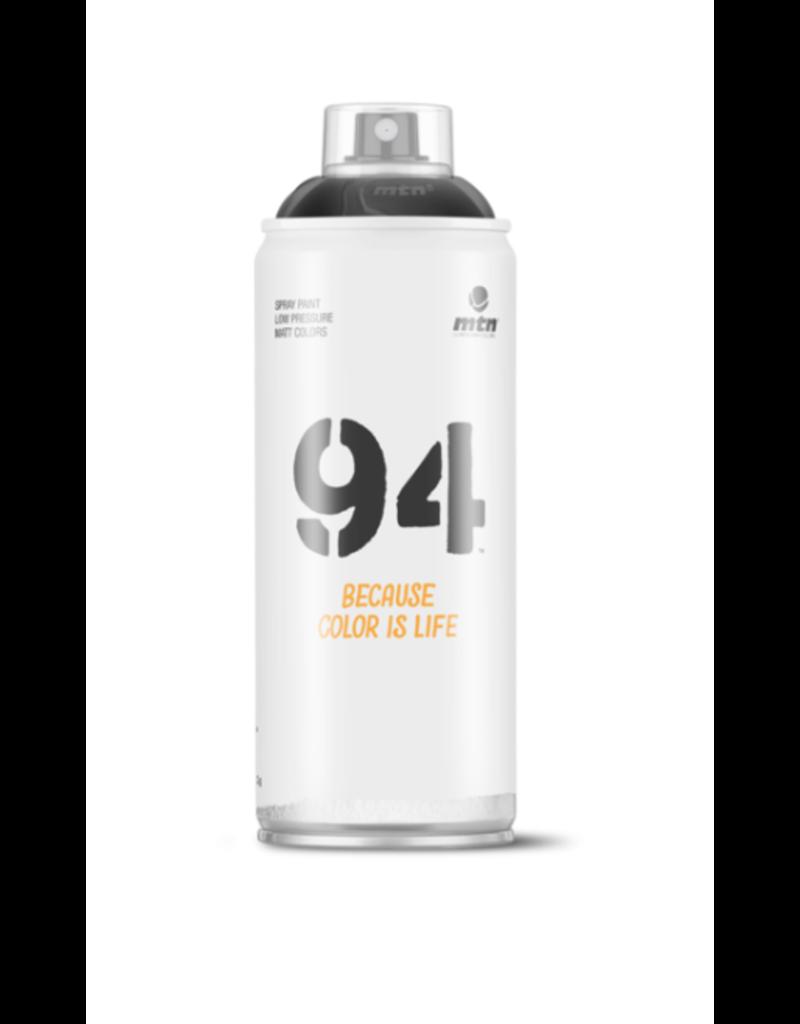 MONTANA MTN 94 Spray Paint -Shadow Black (Spectral)