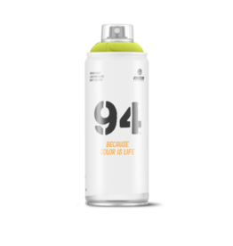 MONTANA MTN 94 Spray Paint - Lemon Yellow (9RV-1016)