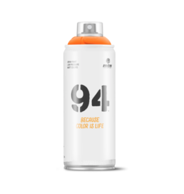 MONTANA MTN 94 Spray Paint - Orange (9RV-2004)