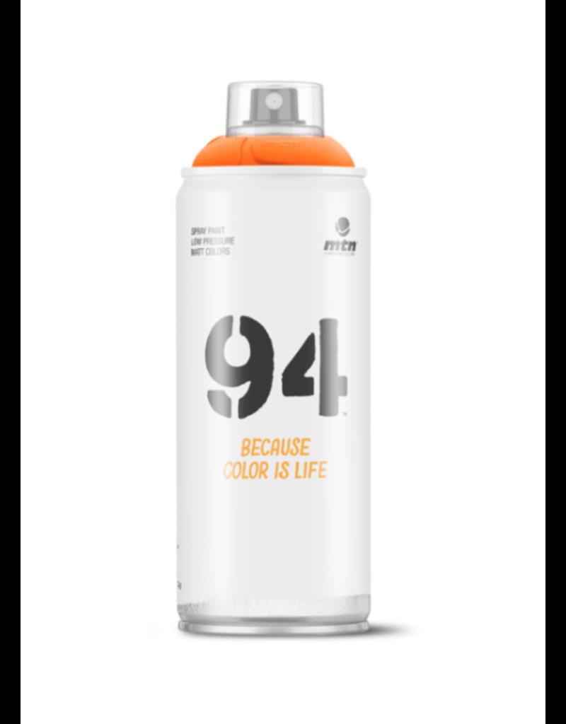 MONTANA MTN 94 Spray Paint - Orange (9RV-2004)