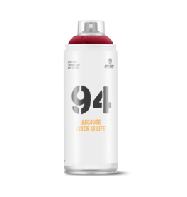 MONTANA MTN 94 Spray Paint - Bordeaux Red (9RV-3004)