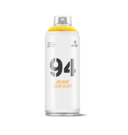 MONTANA MTN 94 Spray Paint - Light Yellow (9RV-1021)