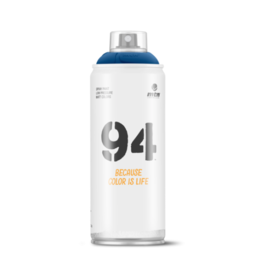 MONTANA MTN 94 Spray Paint - Babylon Blue (9RV-243)