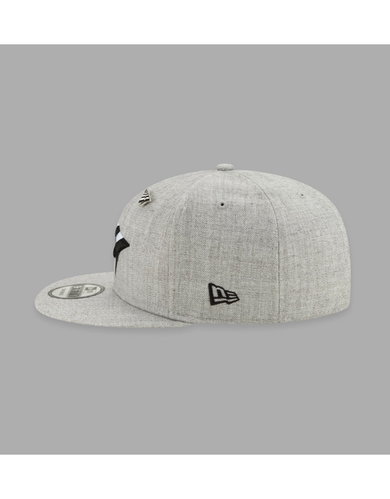 PAPER PLANES GREY BOY CROWN OLD SCHOOL SNAPBACK