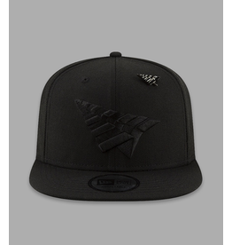 PAPER PLANES BLACKOUT CROWN OLD SCHOOL SNAPBACK 2021