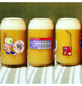 BEERCANVAS That Pablo Sanchez Glass
