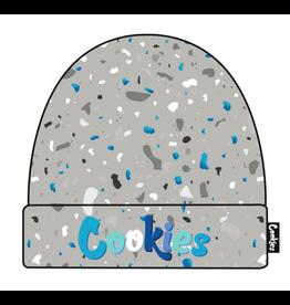Cookies CHATEAU SPECKLED KNIT BEANIE W/ FELT APPLIQUE COOKIES LETTERING