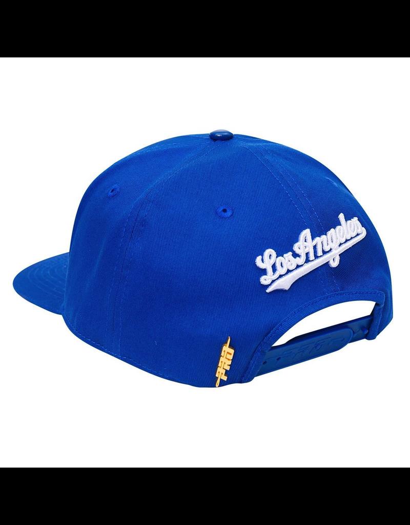 PRO STANDARD LOS ANGELES DODGERS LOGO SNAPBACK HAT