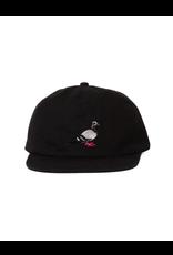 STAPLE BLACK Pigeon 6 Panel Cap