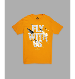 PAPER PLANES CITRON FLY WITH US TEE