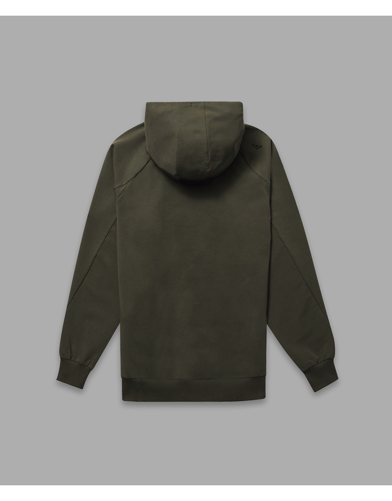 PAPER PLANES OD GREEN ALL POINTS HOODIE