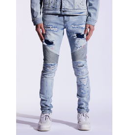 CRYSP DENIM SKYWALKER (LIGHT PATCHWORK)