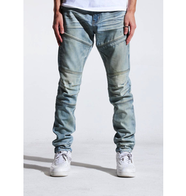 CRYSP DENIM KURT (VENICE BLUE GREEN)
