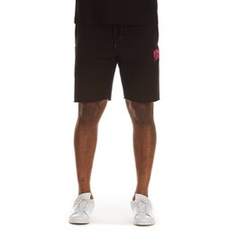BILLIONAIRE BOYS CLUB BLACK BB HELMET SWEATSHORT
