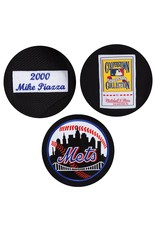 Mitchell & Ness Mike Piazza2000 Authentic Mesh BP JerseyNew York Mets