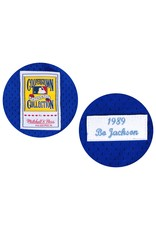 Mitchell & Ness Bo Jackson 1989 Authentic Mesh BP Jersey Kansas City Royals