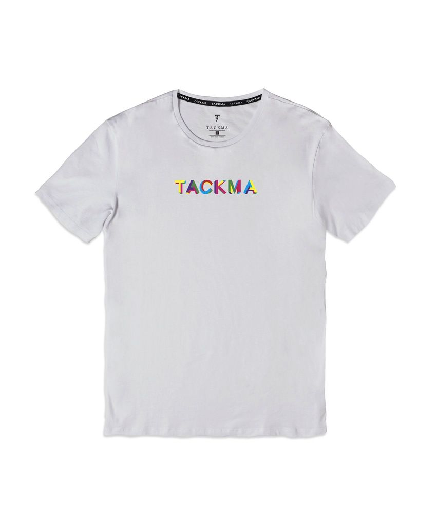 TACKMA WE ARE ONE TRUE COLORS TEE