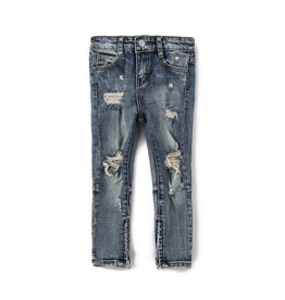 HAUS OF JR RYDER ZIP DENIM