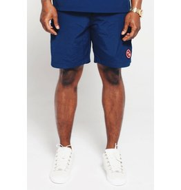 FLY SUPPLY FAMILY OVER MONEY NYLON SHORTS