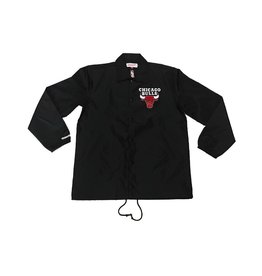 Mitchell & Ness CHICAGO BULLS COACHES JACKET